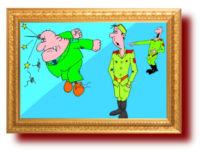 Карикатуры. Сатира. Юмор в картинках