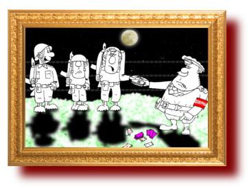 Про армию. Карикатуры