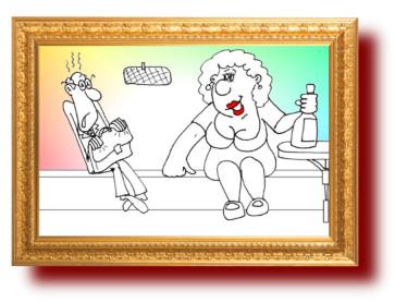 Карикатуры о знакомствах