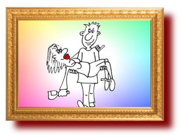 Приколы про супружеские отношения и любовь