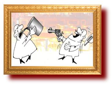 Карикатуры про мужчин и алкоголь