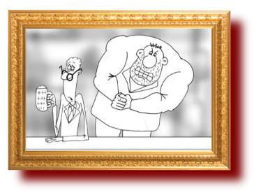 Карикатуры про придурков