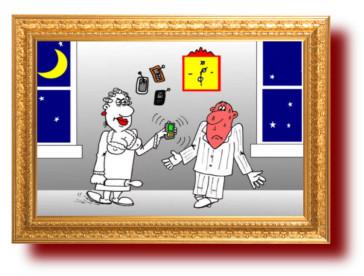 Про женщин и ревность. Карикатуры
