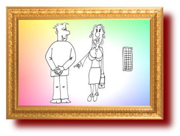 Приколы в картинках про мужчин и женщин