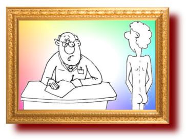 Шутки в картинках: Женат или нет