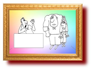 Анекдот про пьяных клиентов. Миниатюра