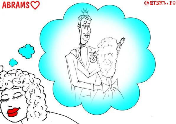 Анекдот-предостережение про любовь и алкоголь. Карикатура