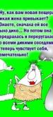 Прикольная Карикатура. Анекдот Про Дикую Жену