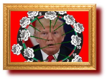 Трамп. Миниатюраф