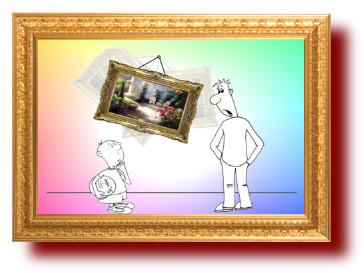Карикатура не про искусство
