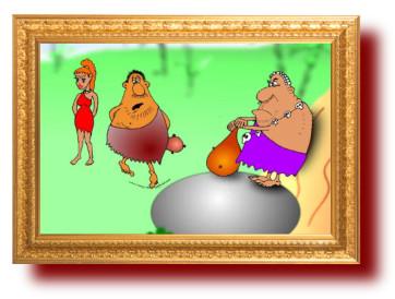 Самые смешные анекдоты и картинки про диких неверных жен