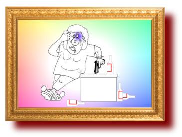 Картинки, приколы,юмор про Нинку