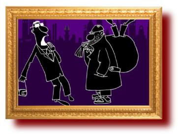 Сатира и прикольные карикатуры на Ильича