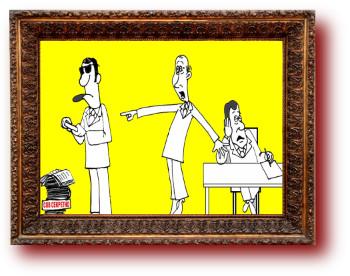 Политическая сатира. Американский шпион. Картинки