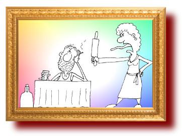 Как проверить шампанское на готовность. Миниатюра