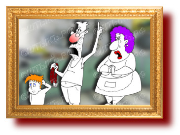 Анекдот про тещу: Мама нашей мамы – всем мамам мама!